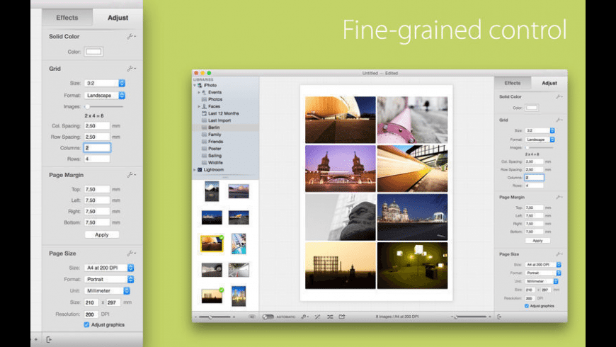 Posterino for Mac - review, screenshots