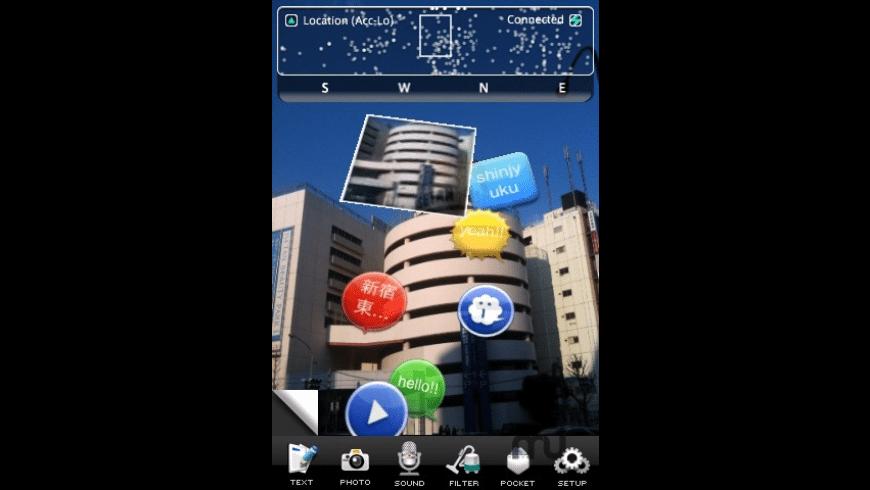 Sekai Camera for Mac - review, screenshots