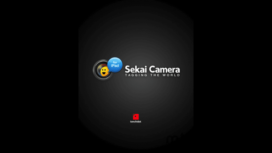 Sekai Camera for iPad for Mac - review, screenshots