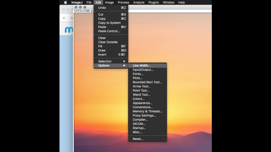 ImageJ for Mac - review, screenshots