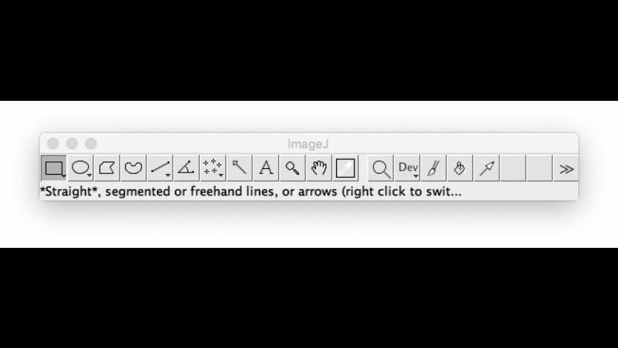 ImageJ for Mac - review, screenshots