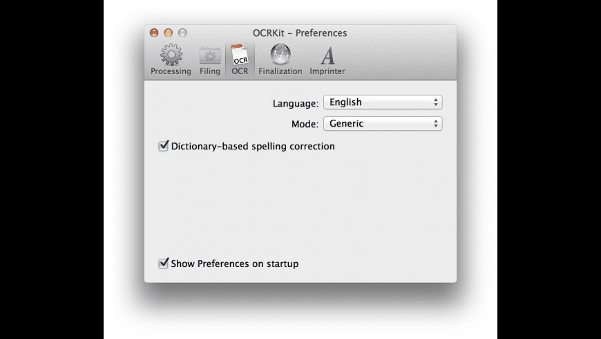 OCRKit Pro for Mac - review, screenshots