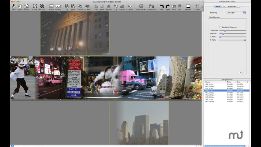 cf/x alpha home for Mac - review, screenshots