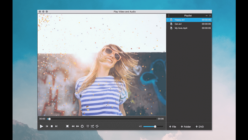 Movavi Media Player for Mac - review, screenshots
