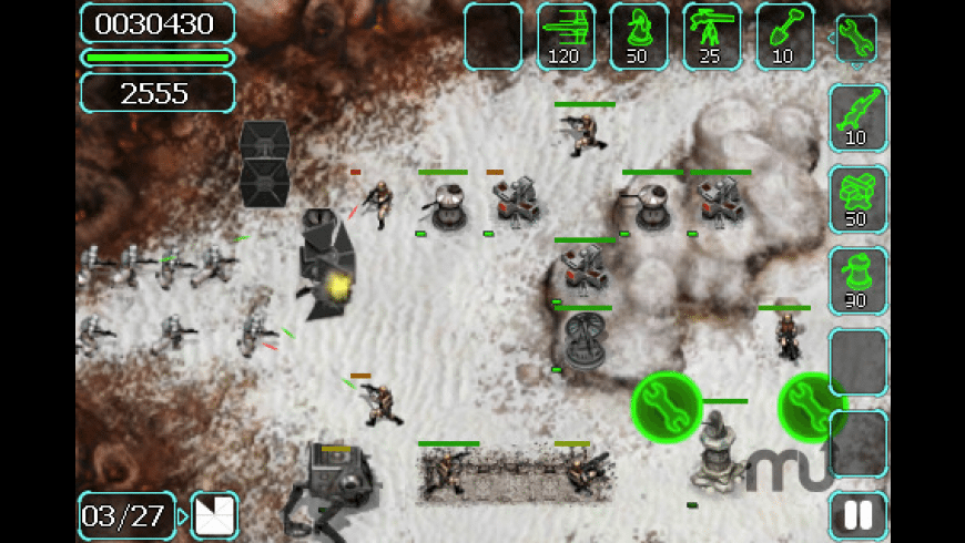 Star Wars: Battle for Hoth for Mac - review, screenshots