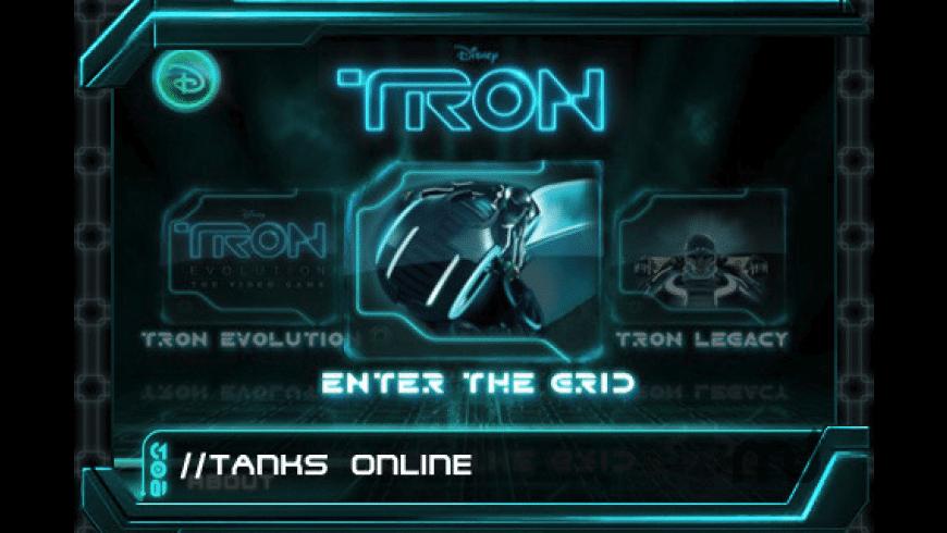 TRON for Mac - review, screenshots