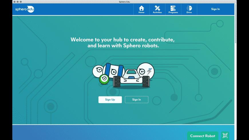 Sphero Edu for Mac - review, screenshots