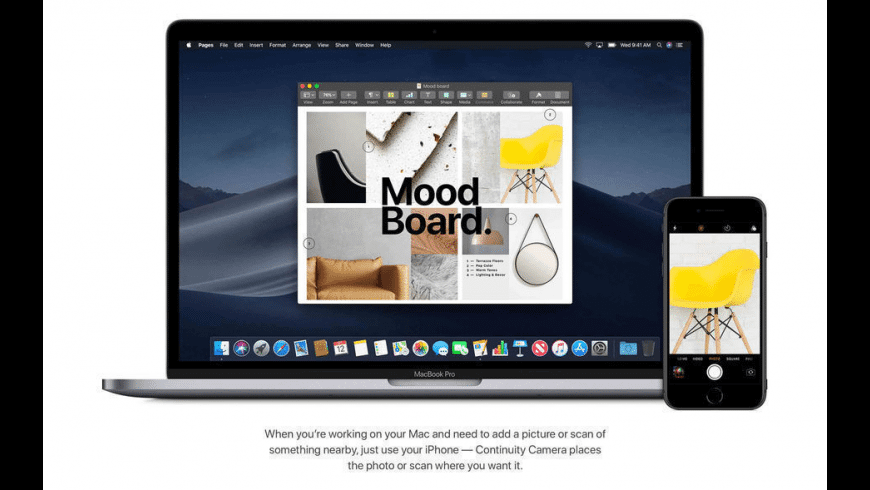 macOS Mojave for Mac - review, screenshots