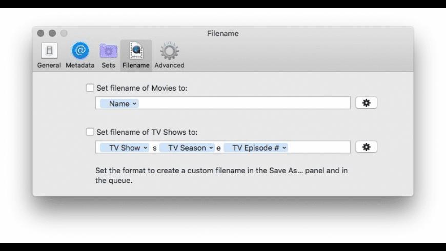 Subler for Mac - review, screenshots