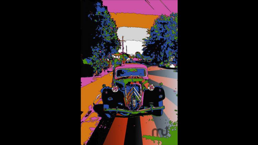PhotoTropedelic for Mac - review, screenshots