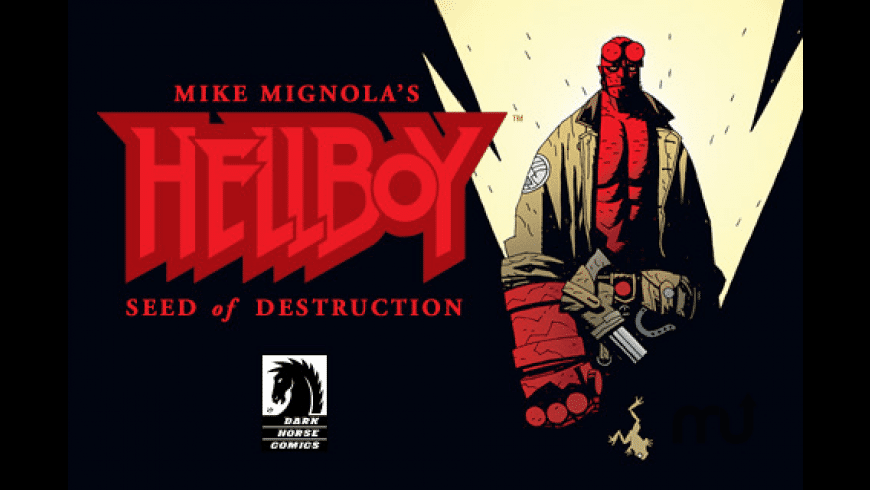 Hellboy Volume 1: Seed of Destruction Part 1 of 4 for Mac - review, screenshots
