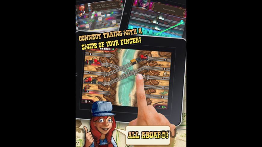 Train Conductor 2: USA for Mac - review, screenshots