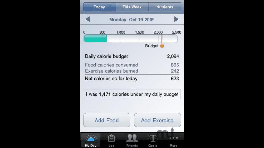 Lose It! for Mac - review, screenshots