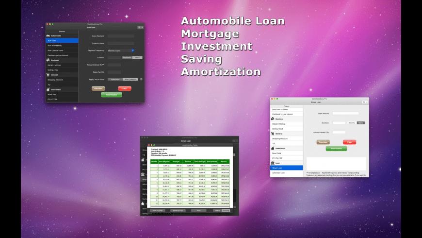 CalcMadeEasy Pro for Mac - review, screenshots