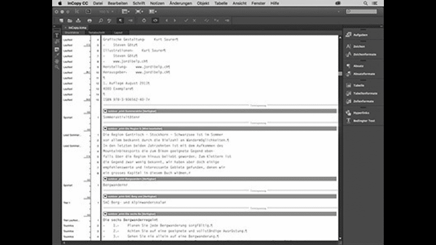 Buy Adobe InCopy CC mac os