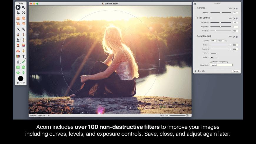 Acorn - Paint alternative for Mac