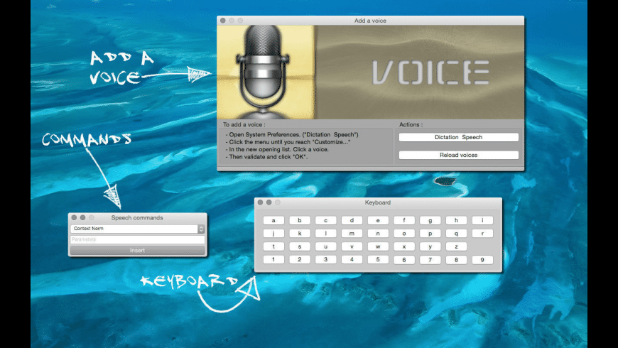 Voice for Mac - review, screenshots