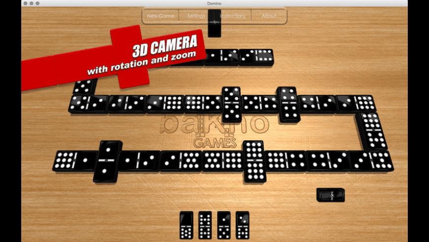 Domino for Mac - review, screenshots