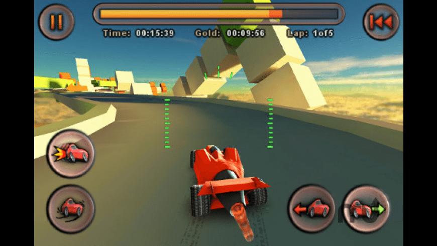 Jet Car Stunts for Mac - review, screenshots