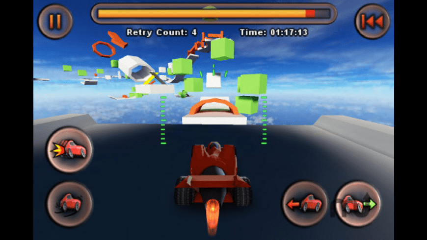 Jet Car Stunts for Mac - review, screenshots