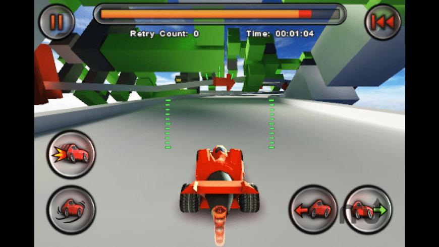 Jet Car Stunts Lite for Mac - review, screenshots