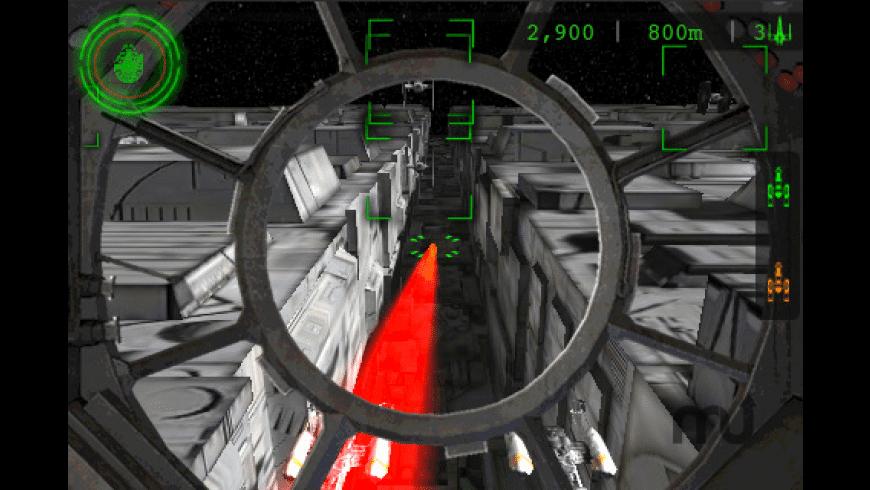 Star Wars: Trench Run for Mac - review, screenshots