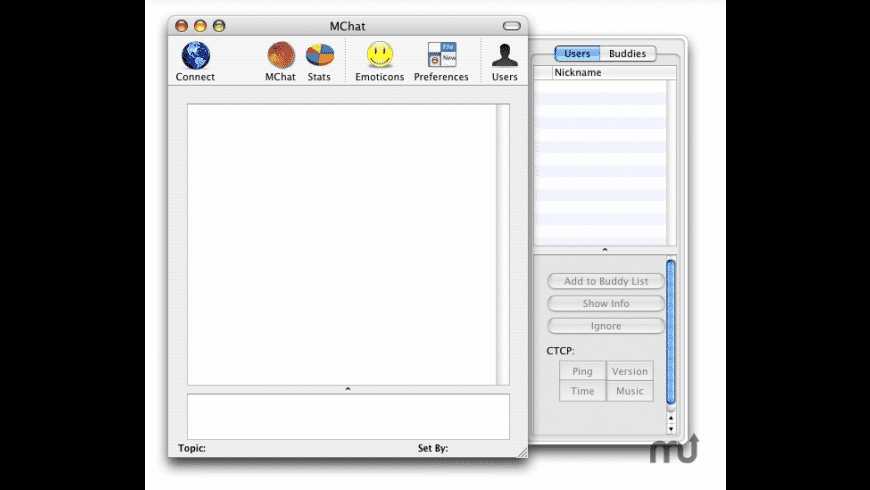 MChat for Mac - review, screenshots