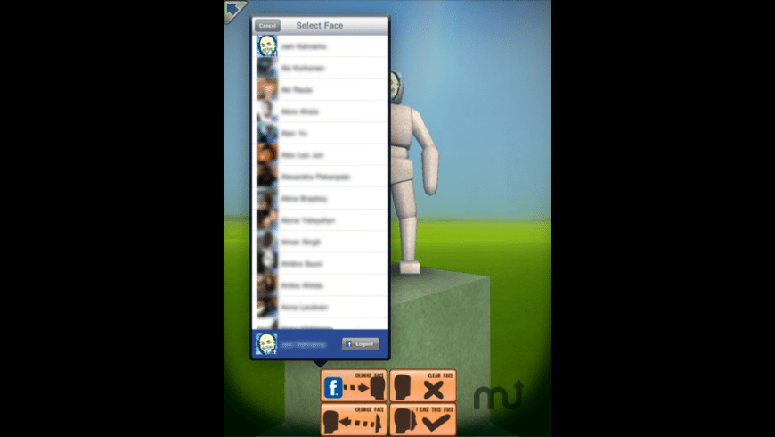 Stair Dismount Universal for Mac - review, screenshots