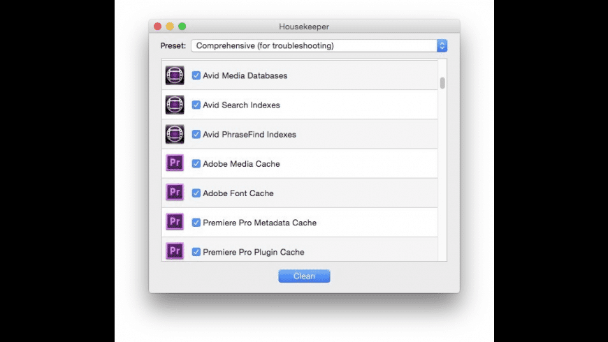 Pro Maintenance Tools for Mac - review, screenshots
