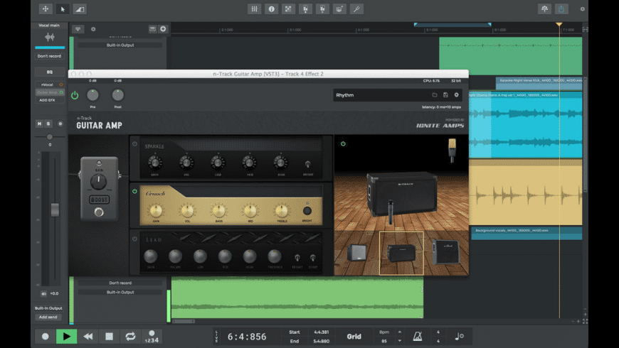 n-Track Studio Suite for Mac - review, screenshots