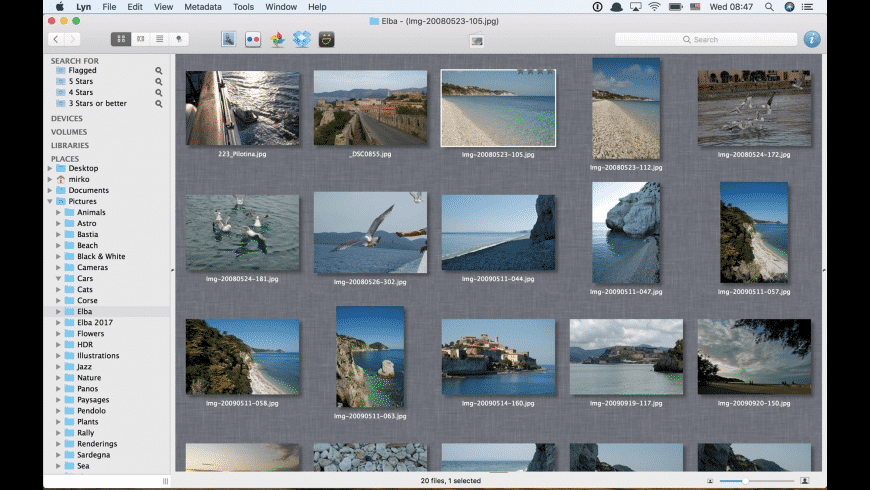 Lyn for Mac - review, screenshots