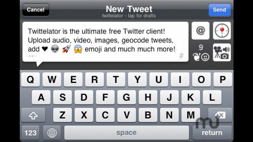 Twittelator Pro for Mac - review, screenshots