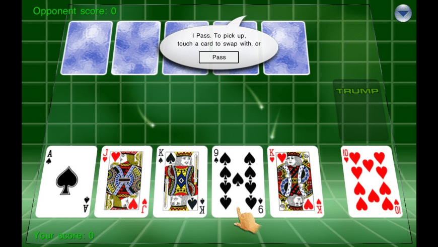 Euchre Forever for Mac - review, screenshots