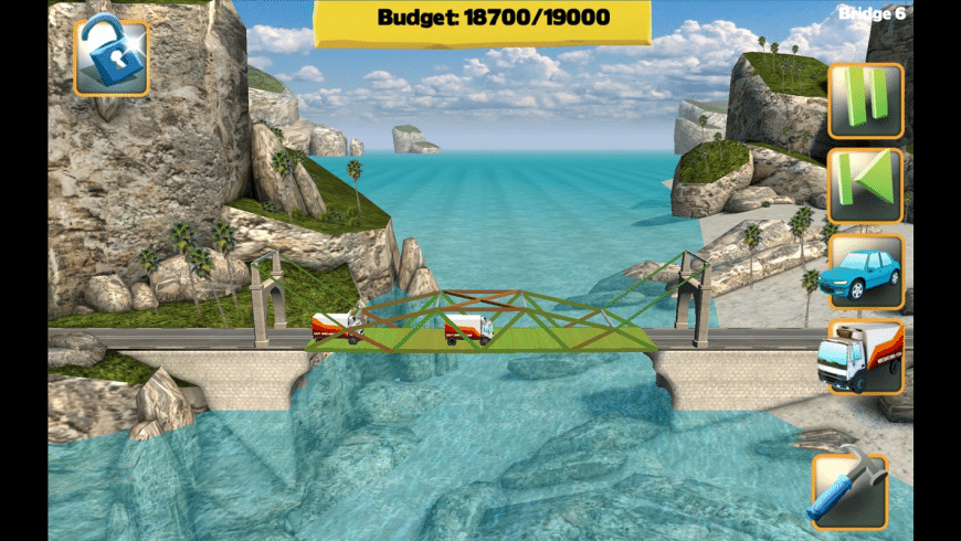 Bridge Constructor for Mac - review, screenshots