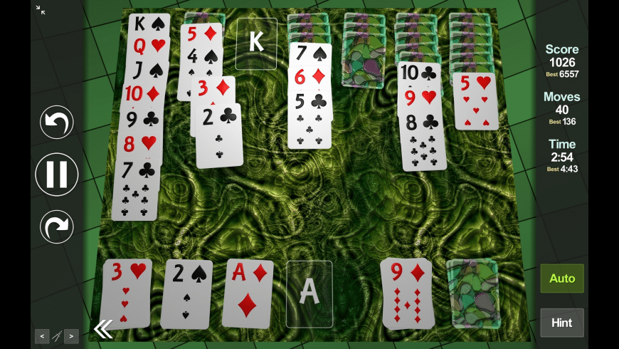 Solitaire Forever II for Mac - review, screenshots