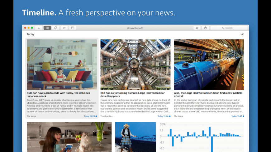 News Explorer for Mac - review, screenshots