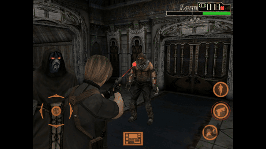 Resident Evil 4 iPad edition for Mac - review, screenshots