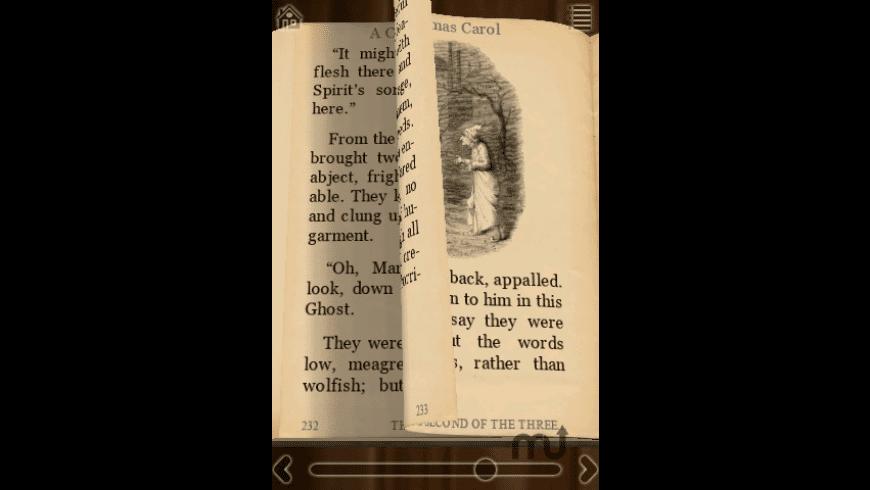 3D Bookshelf - Classic Literature Collection for Mac - review, screenshots