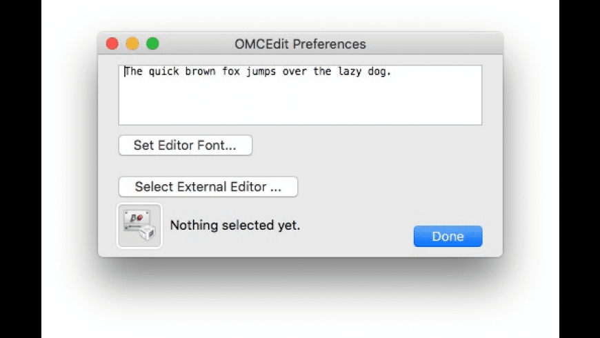 OnMyCommand for Mac - review, screenshots