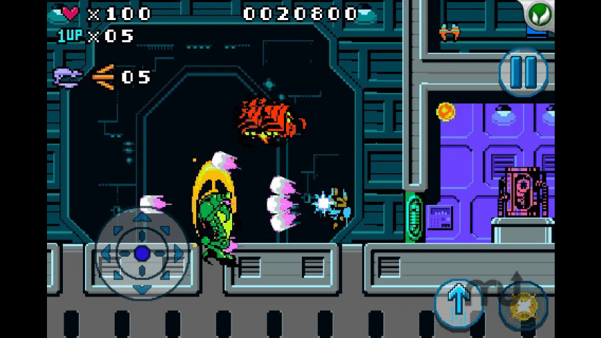 Dark Void Zero for Mac - review, screenshots