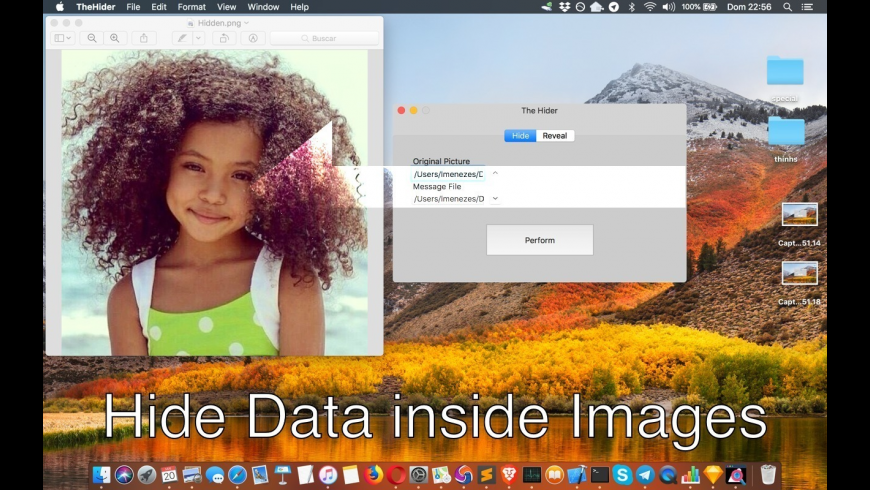The Hider for Mac - review, screenshots