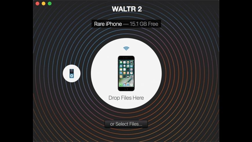 WALTR 2 for Mac - review, screenshots