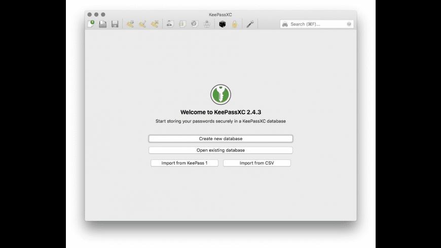 KeePassXC for Mac - review, screenshots
