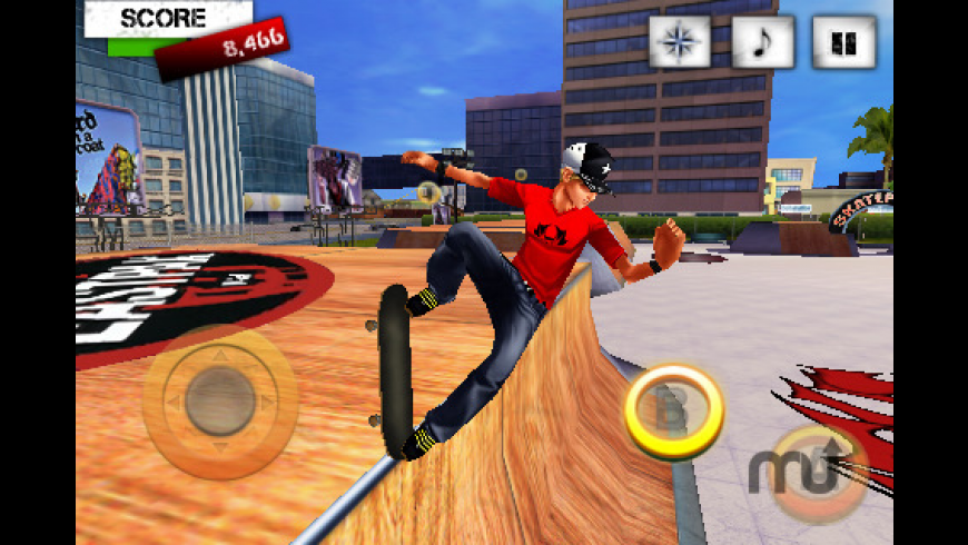 Skater Nation for Mac - review, screenshots