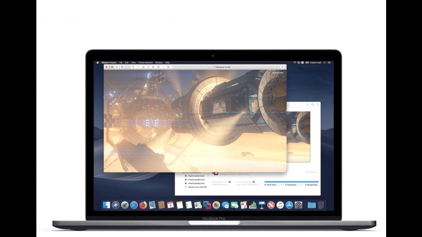 VMware Fusion for Mac - review, screenshots