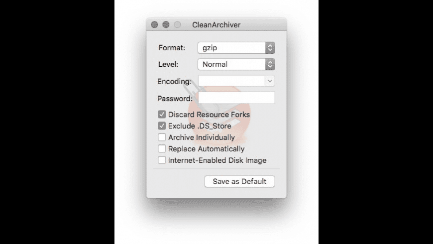 CleanArchiver for Mac - review, screenshots