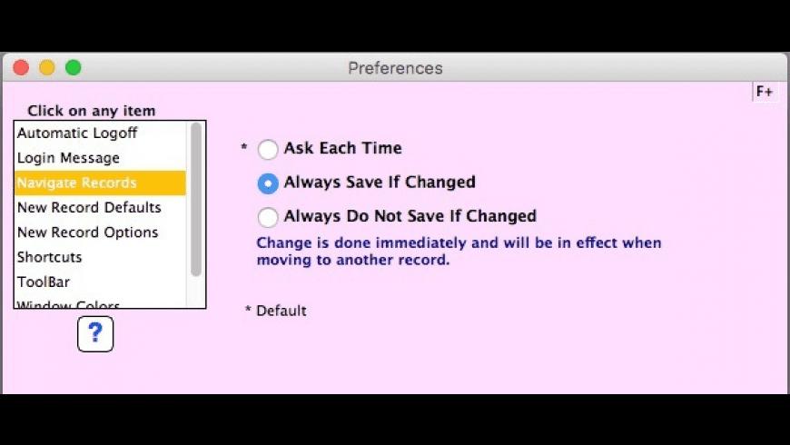 FinanceBase for Mac - review, screenshots