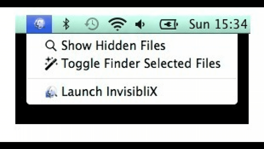 invisibliX for Mac - review, screenshots