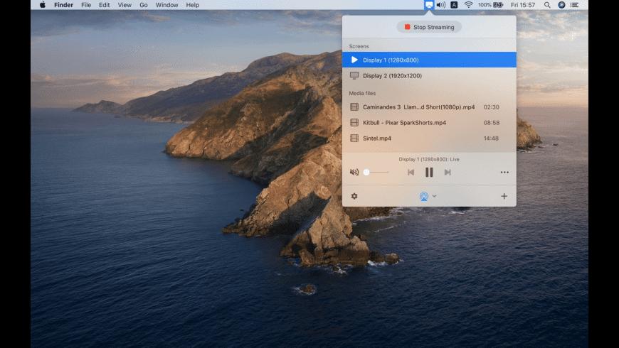 JustStream for Mac - review, screenshots