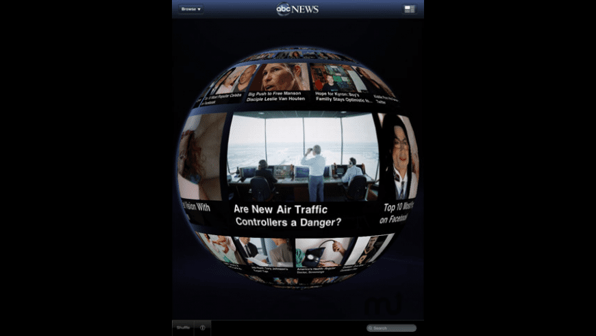 ABC News for iPad for Mac - review, screenshots